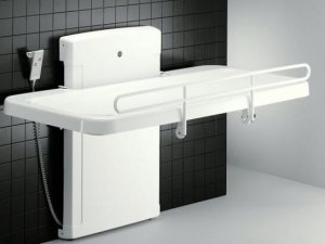 Adult Hi Lo Changing Table