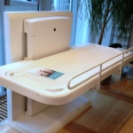 Adult Hi Lo Changing Table from Pressalit Care