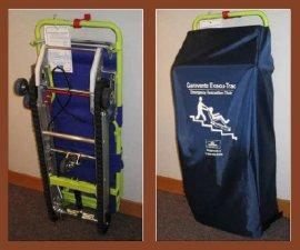 Evac chair dust cover